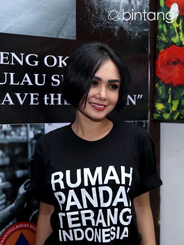 Yuni Shara. (Andy Masela/Bintang.com)