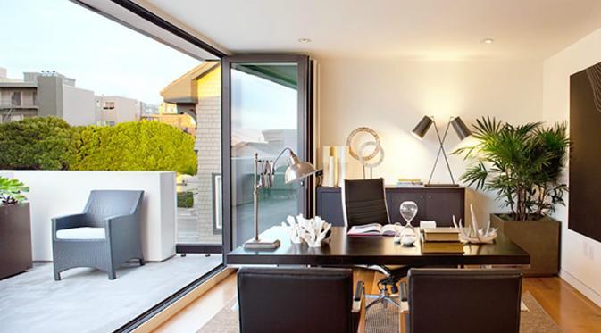 10 Desain Ruang Kantor yang Mungkin Calon Pemimpin Dambakan | via: inyourkingdom.com