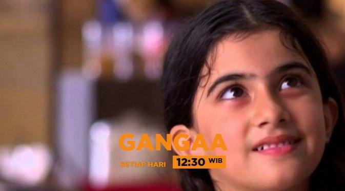 Serial Gangaa di SCTV. (dok. SCTV)