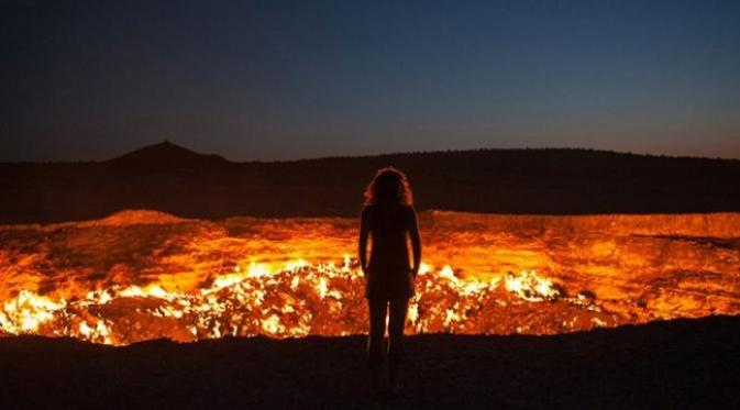 The Gateway to Hell