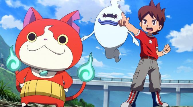 Anime Youkai Watch. (gonintendo.com)