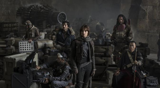 Rogue One: A Star Wars Story. Foto: IMDb