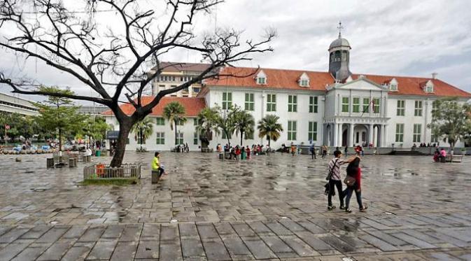 Kawasan Wisata Kota Tua. Foto: via bairuindra.com