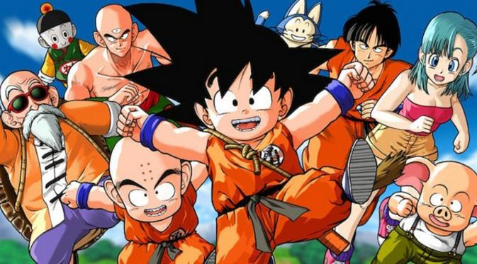 Dragon Ball. Foto: via screenrant.com