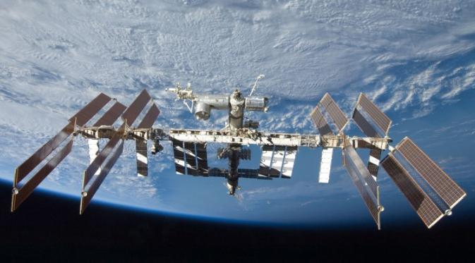 International Space Station (The Richest)