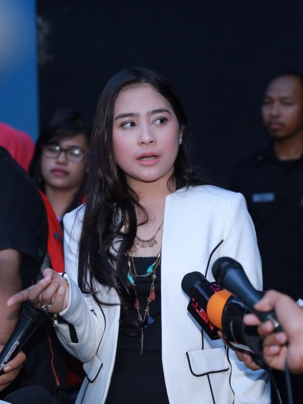 Foto profil Prilly Latuconsina (Galih W. Satria/bintang.com)