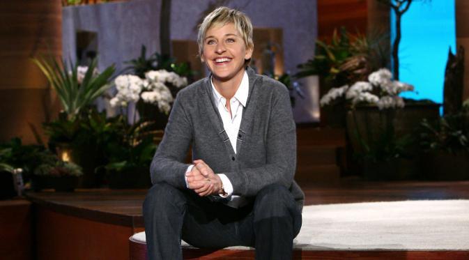 Ellen DeGeneres Terima Penghargaan dari People Choice Award