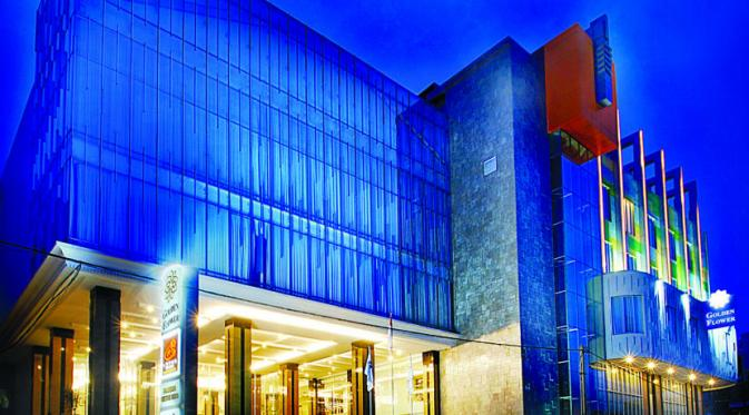 4 Hotel Super Mewah di Bandung yang Harus Kamu Kunjungi | via: istimewa