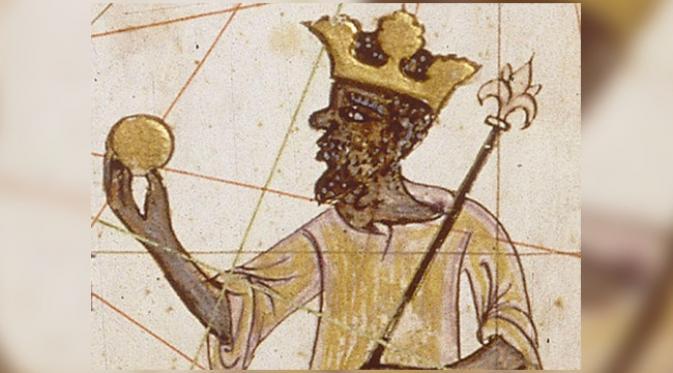 Ilustrasi Mansa Musa I. (Independent)