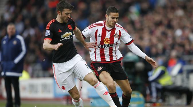 Sunderland Vs Manchester United (Reuters)