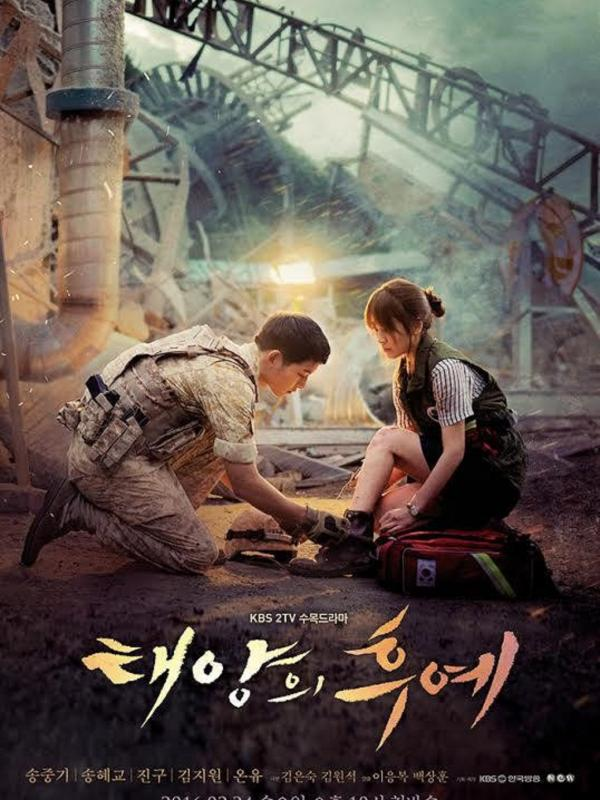 Descendants of the Sun. Foto: Soompi