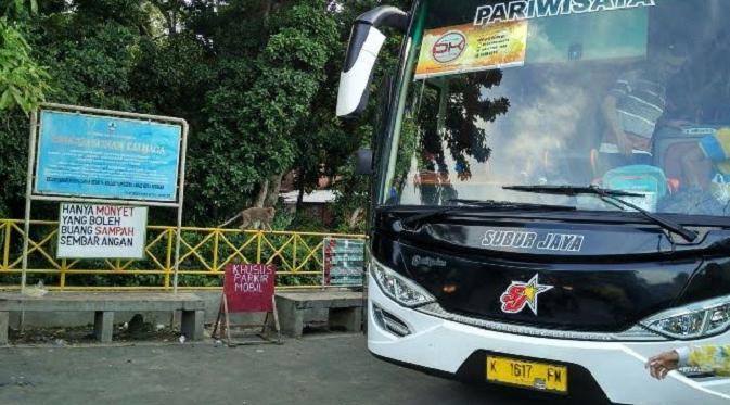 Salah satu destinasi wisata Cirebon yang wajib dikunjungi (Liputan6.com/Panji Prayitno)
