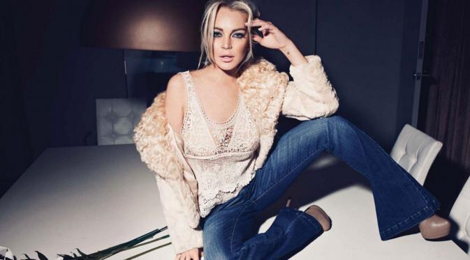 Lindsay Lohan [foto: hawtcelebs]