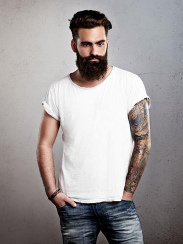 Cewek mana yang ngga akan ngelirik kamu kalau kamu berpenampilan seperti ini........ (via: boldsky.com)