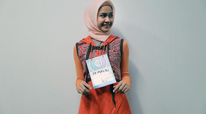 Finalis Puteri Muslimah Indonesia 2016 (Adrian Putra/bintang.com)
