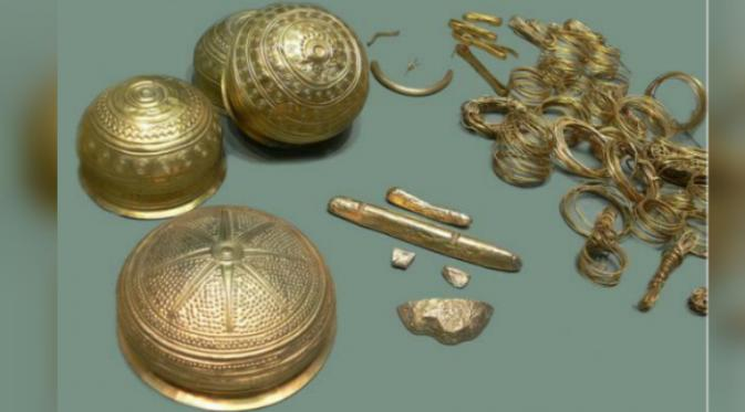 The Eberswalde Hoard (Ancient Origins)