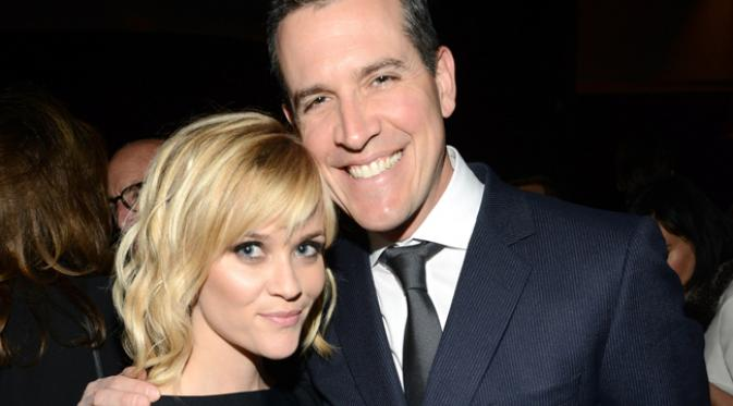 Reese Witherspoon dan suami
