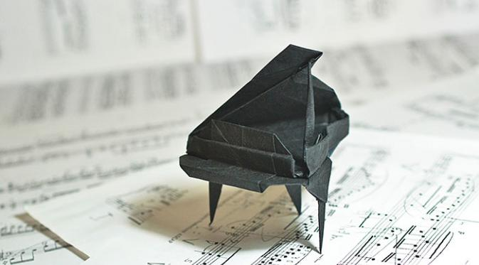 Piano. (Via: boredpanda.com)
