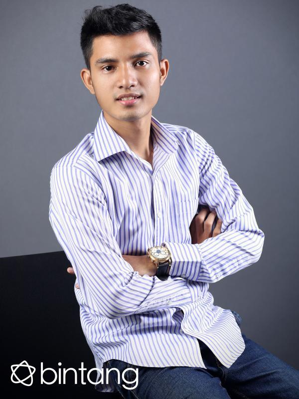 Hamzah Izzulhaq, Melawan Rasa Malu Demi Kesuksesan. (Foto by Galih W Satria/Bintang.com, Digital Imaging by Muhammad Iqbal Nurfajri/Bintang.com)