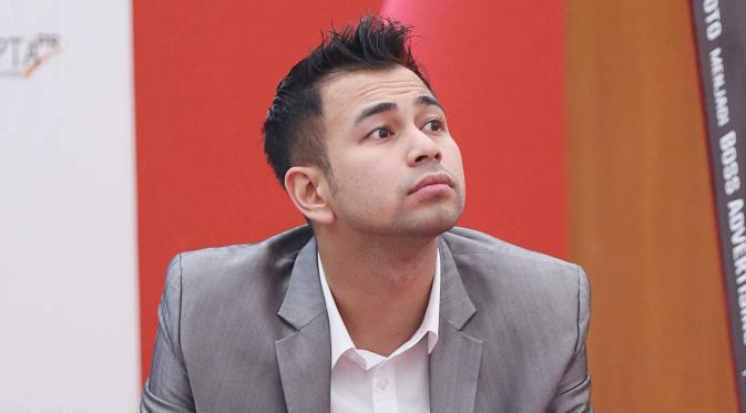 Raffi Ahmad (Nurwahyunan/bintang.com)