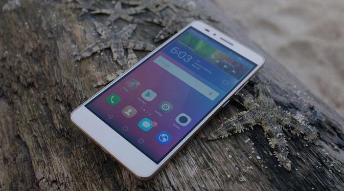 Huawei GR5 (Liputan6.com/ Iskandar)