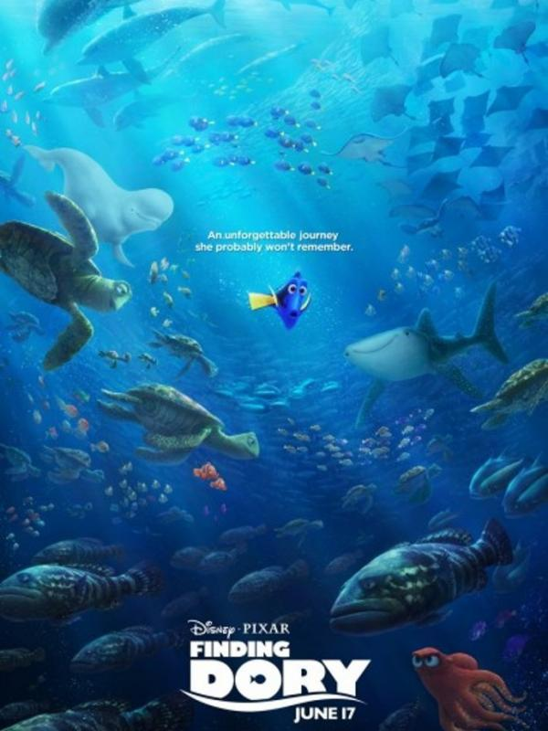 Finding Dory. foto: comingsoon.net