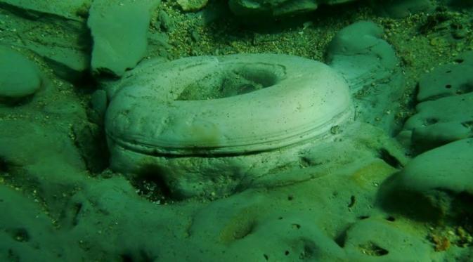 Penemuan yang awalnya dikira sebagai bagian dari 'kota kuno' (UEA)
