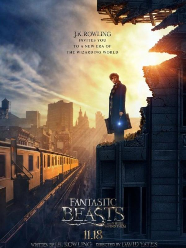 Fantastic Beasts And Where To Find Them. foto: slash film