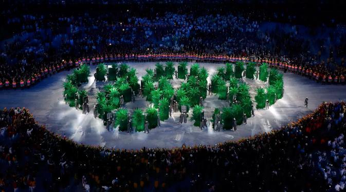 Pembukaan Olimpiade
