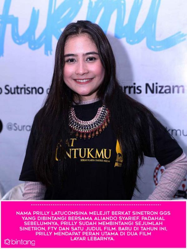 Prilly Latuconsina (Desain: Muhammad Iqbal Nurfajri/Bintang.com)