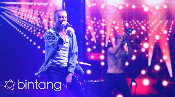 Macklemore & Ryan Lewis (Galih W Satria/Bintang.com)