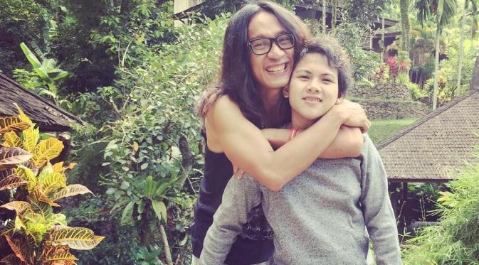 Aming dan Evelyn [foto: instagram]