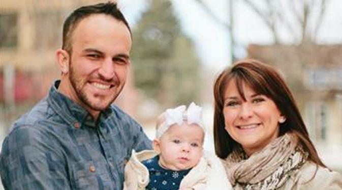 Dirks, penderita kanker yang sempat divonis tak bisa memiliki anak (Foto: www.Today.com)