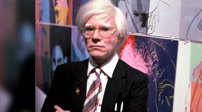Andy Warhol (Foto: www.biography.com)