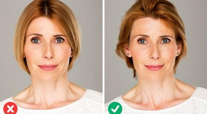 9 Gaya Rambut Ini Bakal Bikin Anda Tampak 5 Tahun Lebih Muda Fashion Beauty Liputan6 Com
