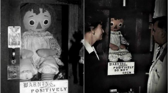 Kutukan 5 Boneka Paling Menyeramkan Di Dunia Global Liputan6 Com