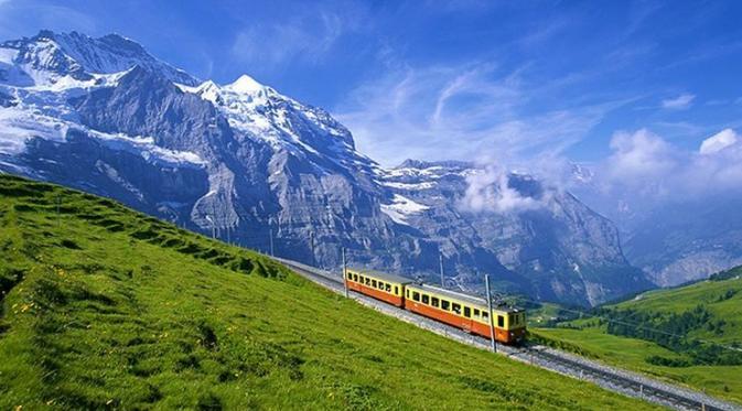 Swiss.(Foto: worldatlas.com)