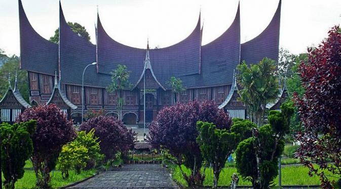 Desa Paling Indah Di Dunia Ada Di Sumatera Barat Indonesia