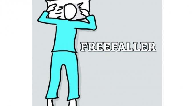 6 Gaya Tidur Ini Gambarkan Kepribadian Anda