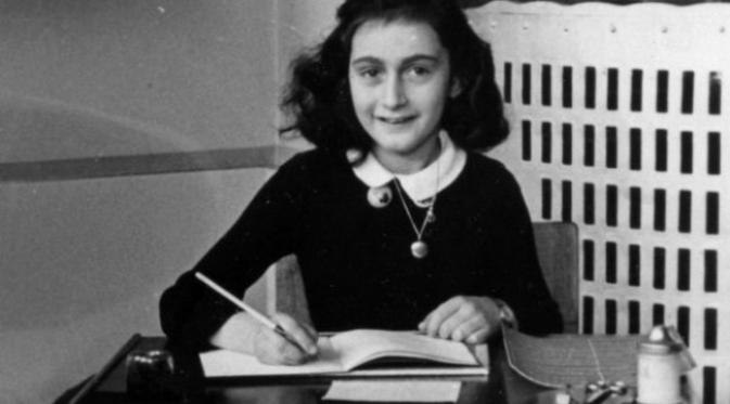 Anne Frank. (Sumber Anne Frank House Collection)