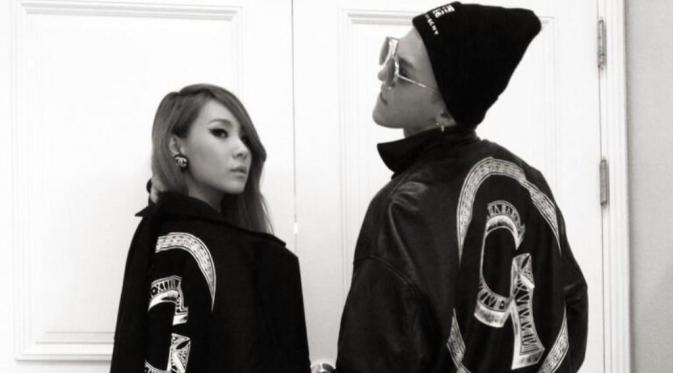 G-Dragon dan CL