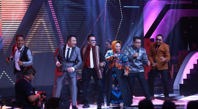 D'Academy Asia 2 (Adrian Putra/bintang.com)