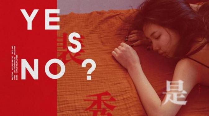 "Suzy Miss A solo album ""Yes? No?"""