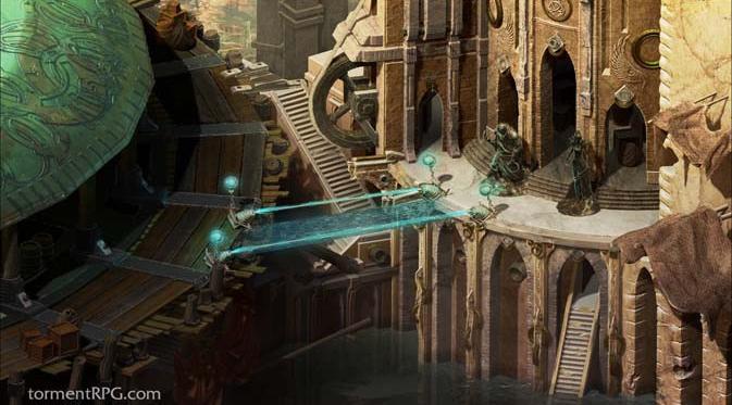Torment: Tides of Numenera (Sumber: Kickstarter)