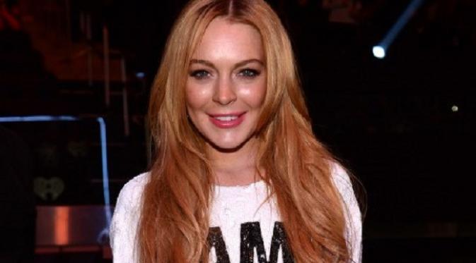 Lindsay mengagumi Islam sebagai agama yang indah. (AFP/Bintang.com)