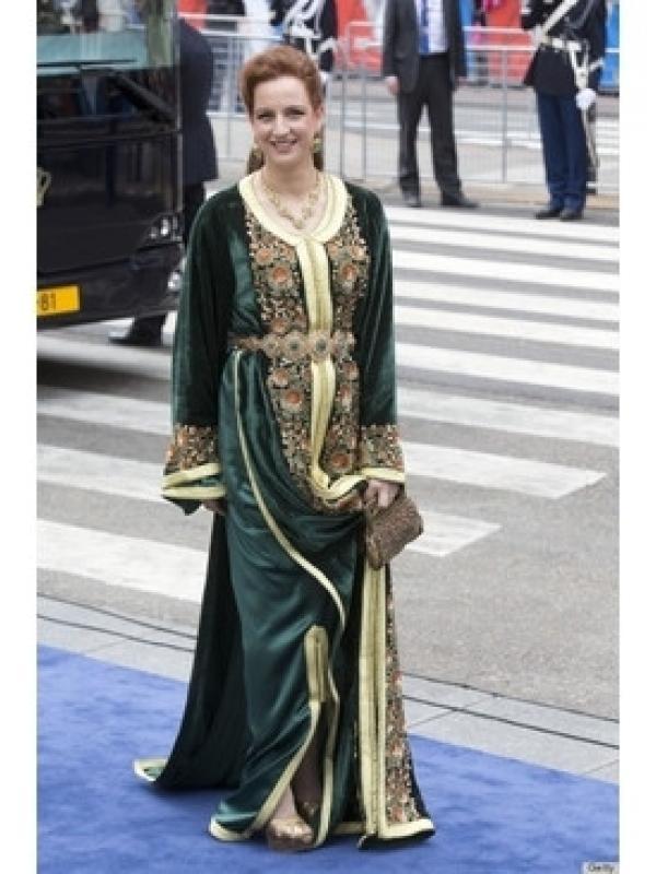 Simak sosok cantik para ratu dan putri arab yang membuat Anda sulit berpaling.