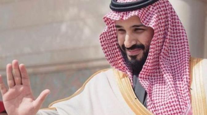 Pangeran Muhammed bin Salman Alsaud (Foto: Instagram/@special_royal)