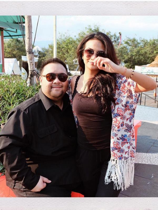 Vanessa Angel dan Didi Mahardika. (Instagram/vanessaangelofficial)