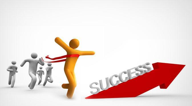 Ilustrasi sukses (Liputan6.com/Andri Wiranuari)