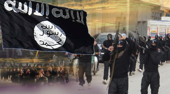 Ilustrasi ISIS Iraq (Liputan6.com/Andri Wiranuari)